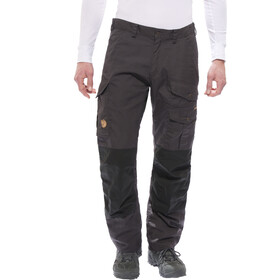 Fjällräven Barents Pro Broek Heren, dark grey/black